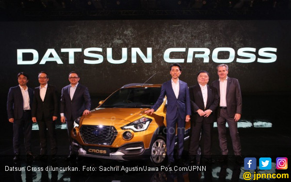 Datsun Cross Cocok bagi Kaum Muda dan Pencinta Petualangan - JPNN.COM