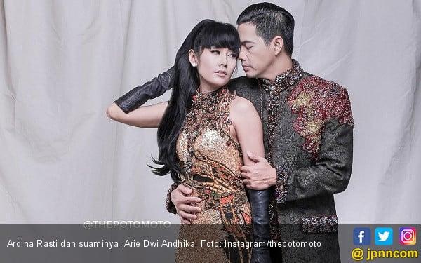 Ardina Rasti Terharu Diperlakukan Istimewa - JPNN.com