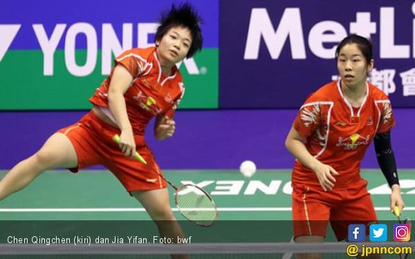 Hong Kong Open: Baru 2 Menit, Unggulan dari Tiongkok Mundur - JPNN.COM