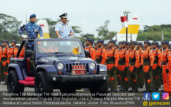 Pembangunan TNI AU Diarahkan Untuk Menghadapi Dua Masalah - JPNN.COM