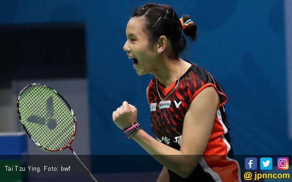 Tai Tzu Ying Taklukkan Yamaguchi di Semifinal Singapore Open 2019 - JPNN.com