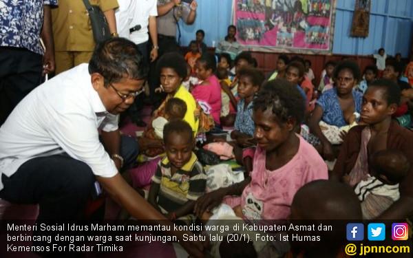 Idrus Marham Sebut Sudah 67 Anak Asmat Meninggal Dunia - JPNN.COM