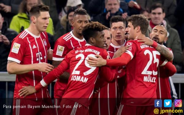 Drama 6 Gol Warnai Kemenangan Bayern Muenchen atas Bremen - JPNN.com