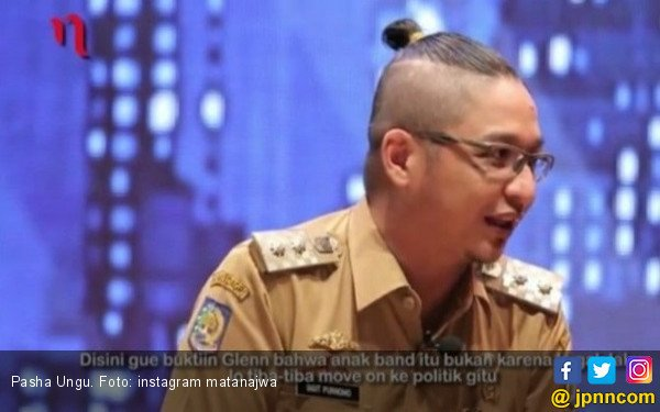 Serang Giring PSI demi Bela Anies Baswedan, Pasha Ungu Kebanjiran Kritik Netizen - JPNN.com