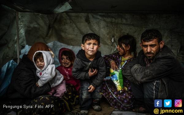 Jelang Tujuh Tahun Perang Syria, Bagaimana Nasib Pengungsi? - JPNN.COM