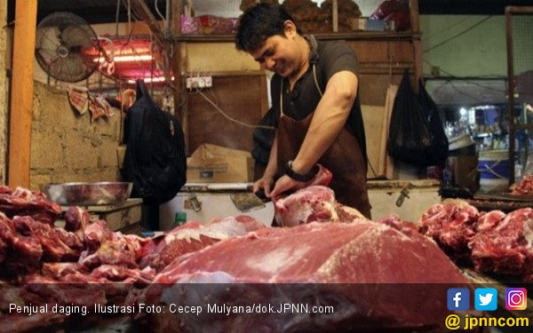 Waduh, Konsumsi Daging Asia Mempercepat Kerusakan Lingkung - JPNN.COM