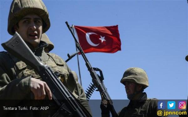 Seenaknya Masuk Wilayah Tetangga, Tentara Turki Tewas Dihajar Roket - JPNN.com