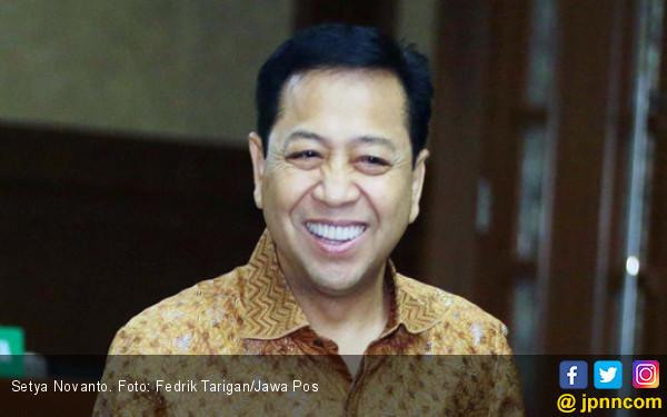 Setnov Sebut Puan dan Pramono Anung Kecipratan Rasuah e-KTP - JPNN.com