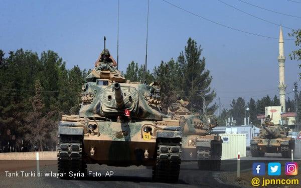 Turki Ancam Bantai Semua Kurdi yang Bertahan di Zona Aman - JPNN.com