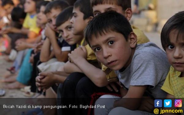Perang Renggut Masa Kecil Ribuan Anak - JPNN.COM