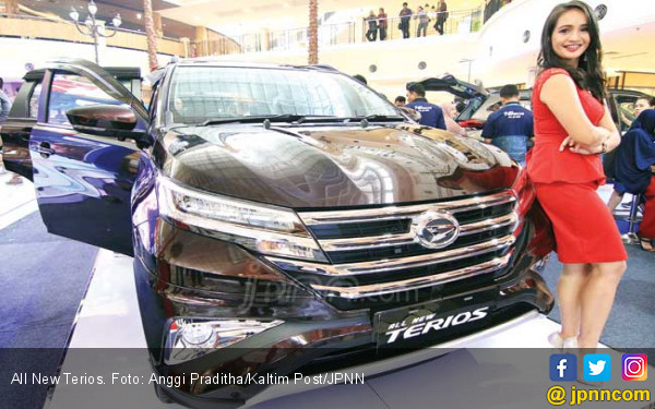 Daihatsu Terios Mulai Dicari pada Penghujung Tahun - JPNN.com