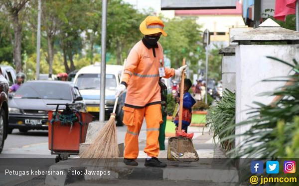 300 Petugas Kebersihan Dikerahkan 24 Jam Selama Asian Games - JPNN.COM