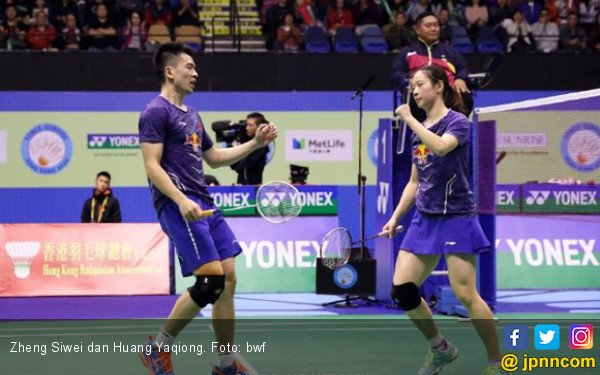 Zheng/Huang Cuma Butuh 36 Menit jadi Juara Japan Open - JPNN.COM