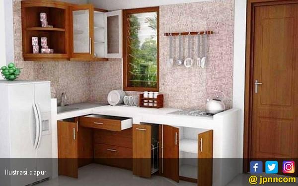 Kenali Tempat Paling Kotor di Dapur dan Cara Membersihkannya - JPNN.COM