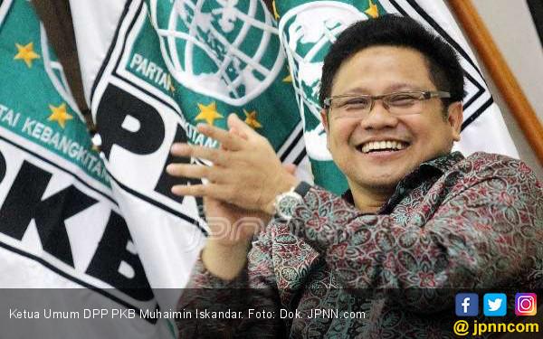 Pilpres 2019: Sekjen Repdem Sebut Cak Imin Orang Baik - JPNN.COM