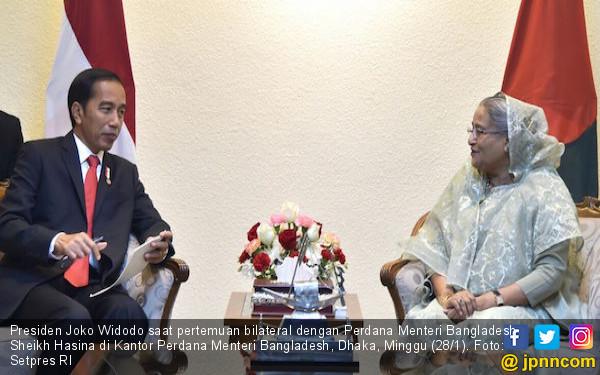Indonesia dan Bangladesh Memperkukuh Kerja Sama Ekonomi - JPNN.COM