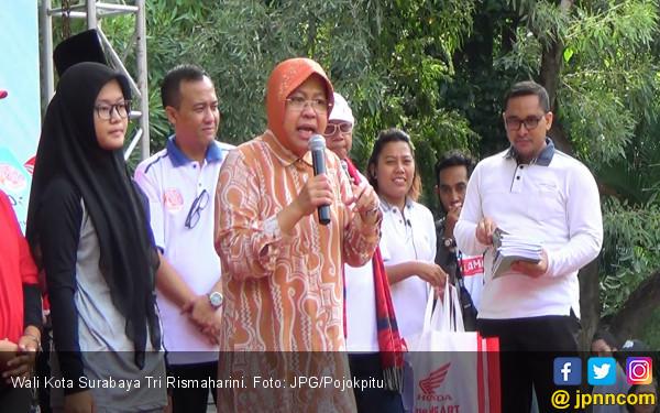 Jangan Diadu Domba Putra dan Putri Terbaik Kota Surabaya - JPNN.com
