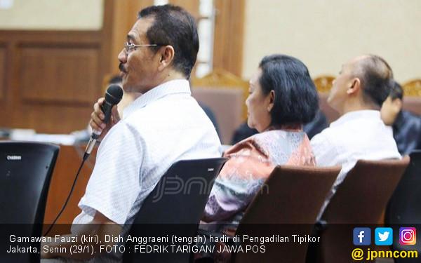 Hakim Tanya ke Diah Anggraeni: Apa Mau jadi Terdakwa? - JPNN.com