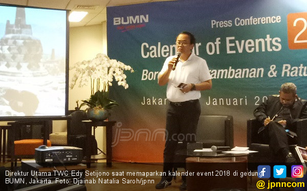 Catat! Ini Kalender Event Candi Borobudur dan Prambanan 2018 - JPNN.COM