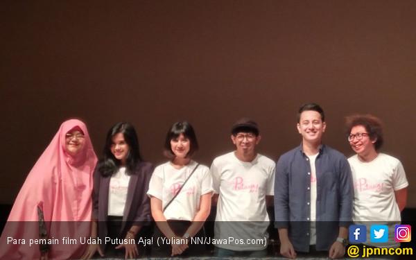 Arahan Ustaz Felix Siaw, Aktor Film Ini Dilarang Bersentuhan - JPNN.com