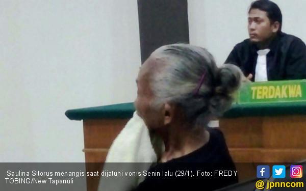 Kisah Pahit Nenek 92 Tahun yang Ingin Bangun Makam Leluhur - JPNN.COM
