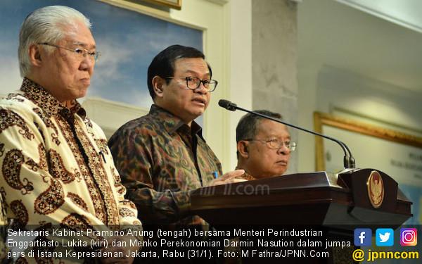 Jokowi Ngebet Investasi dan Buruh Asing Dipermudah, Tapi... - JPNN.com