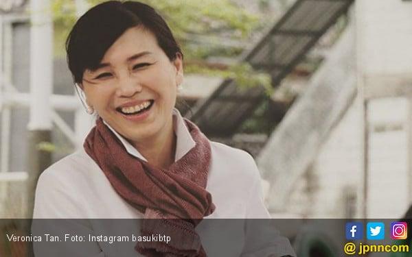 Veronica Tan Ajak Anak Nobar Film Ahok - JPNN.com