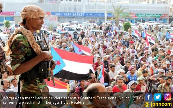 Pemerintah Yaman di Ujung Tanduk, di Mana Koalisi Saudi? - JPNN.com