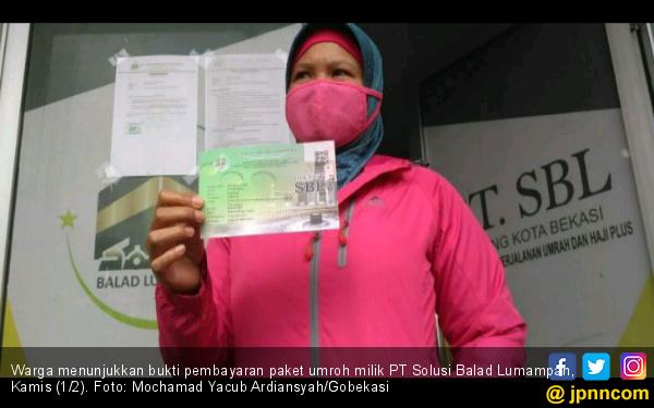 PT SBL Berupaya Berangkatkan Calon Jemaah ke Makkah - JPNN.com
