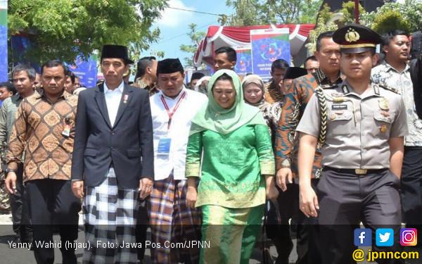 Tebak, Mbak Yenny Dukung Jokowi-Ma'ruf atau Prabowo-Sandi? - JPNN.COM