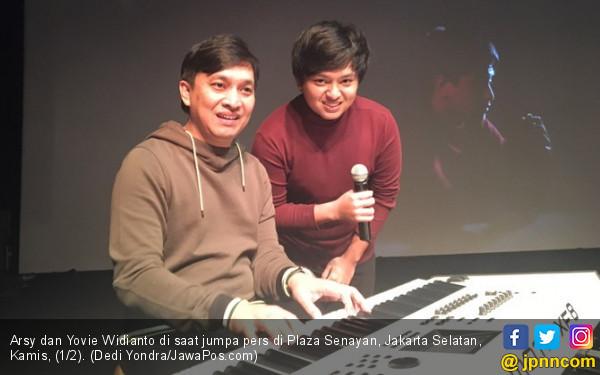 Arsy Widianto Siapkan Album setelah Nembak - JPNN.COM
