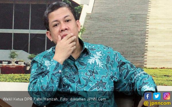 Fahri Hamzah: Partai Tidak Jelas Tiba-Tiba Ikut Pemilu - JPNN.COM