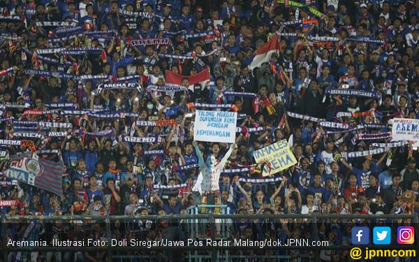 Arema FC Ditahan Imbang Macan Kumbang - JPNN.COM