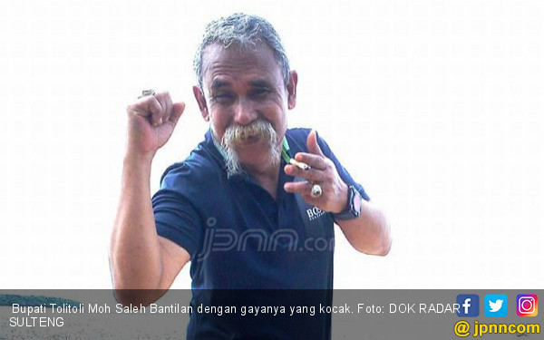 Masih Panas, Bupati Tolitoli Ungkit Perilaku Istri Wakil - JPNN.COM