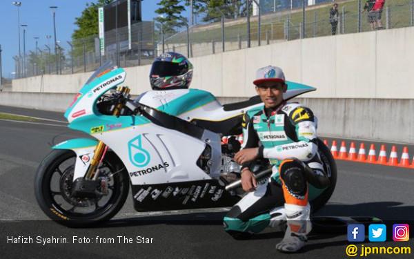 Tembus MotoGP, Rider Malaysia Satu Tim dengan Johann Zarco - JPNN.COM