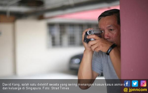 Detektif Cinta Memburu Hidung Belang Hingga Mancanegara - JPNN.COM