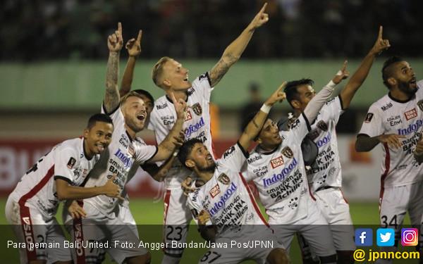Bali United Bakal Serang Sriwijaya FC Habis-Habisan - JPNN.COM