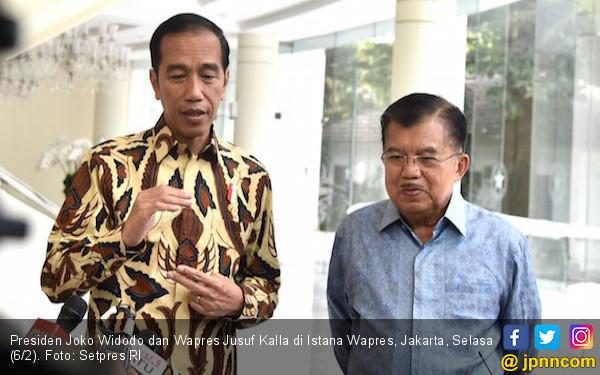 5 Fokus Pemerintahan Jokowi-JK di Tahun Politik - JPNN.COM