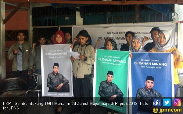 Pemuda Tani Dorong Zainul Majdi Maju di Pilpres 2019 - JPNN.COM