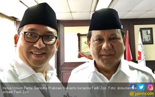 Prabowo Berikan Tiket ke Gatot? Fadli Zon: Itu Berita Basi - JPNN.COM