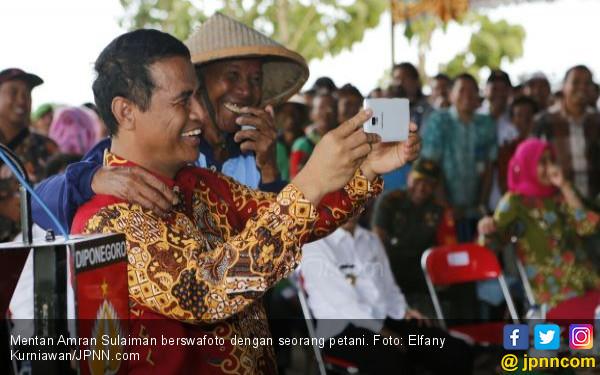 Hamdalah, Indonesia Sudah Bisa Ekspor Brambang dan Jagung