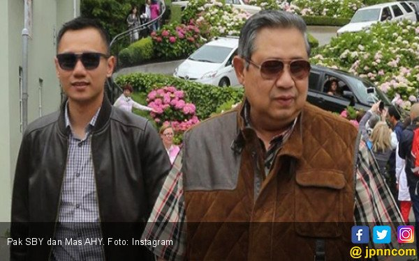 Benarkah SBY Tak Lagi Ngotot Mengajukan AHY? - JPNN.COM