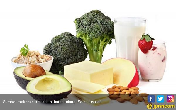 Kenali Makanan Terbaik dan Terburuk untuk Kesehatan tulang - JPNN.COM