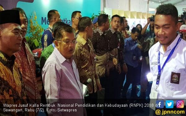 Wapres Setuju Kampus Asing Masuk Indonesia - JPNN.COM