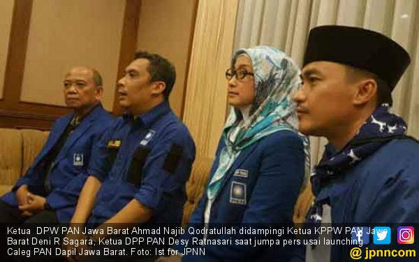 Sambut Pileg 2019, PAN Jabar Sudah Siapkan Calon Terbaik - JPNN.COM