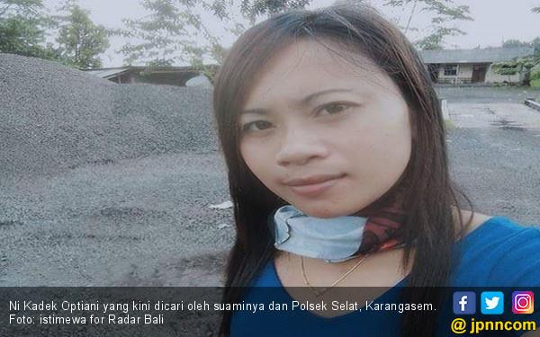 Diduga Ikut Selingkuhan, Ibu Muda Ini Konon Sudah di Jakarta - JPNN.COM