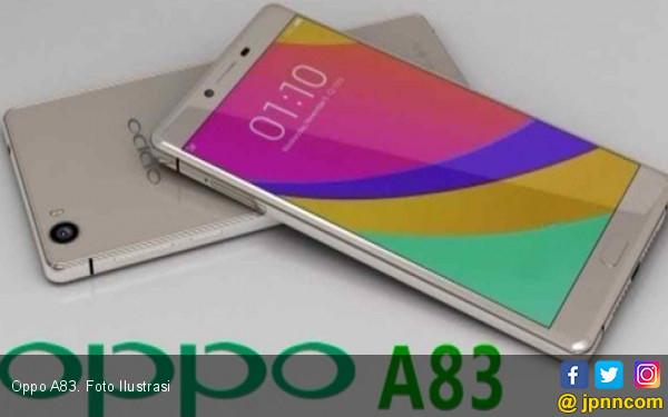 Cuma 12 Hari, 500 unit OPPO A83 Ludes Terjual di JD.ID - JPNN.COM