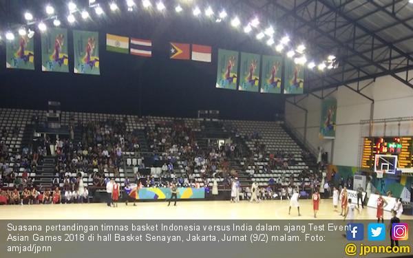 Selisih 11 Poin, Timnas Basket India Kalahkan Indonesia - JPNN.COM
