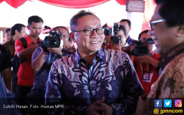 Zulkifli Hasan: Orang Pikirannya Cuma Uang - JPNN.COM