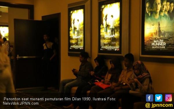 Penonton Film Lokal Tembus 42 Juta Per Tahun - JPNN.COM